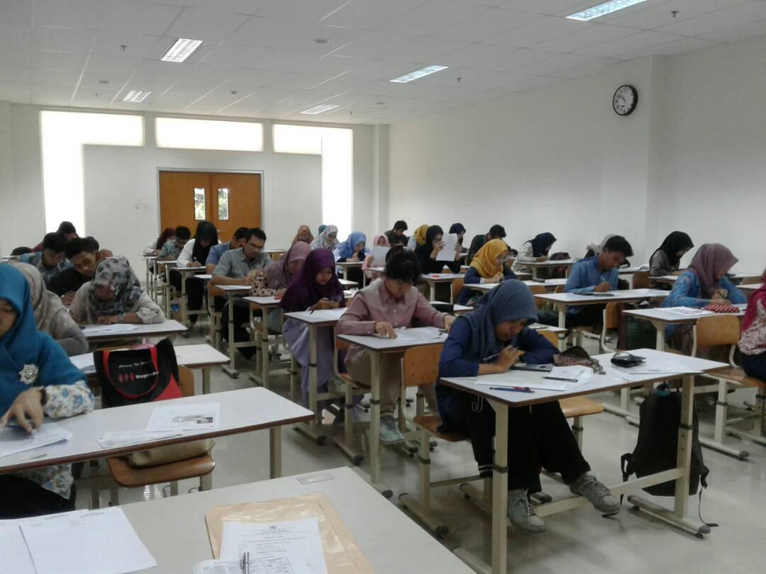 M.Sc. entrance examination